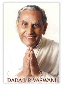 Picture Of Dada J. P Vaswani